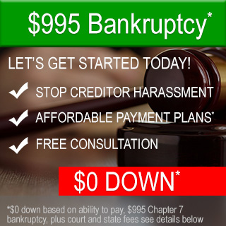 Low Cost Bankruptcy Attorney in Framingham Massachusetts