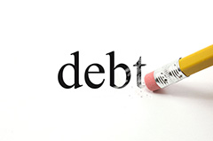 Eliminate Debt and get debt relief in MA